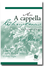 An A Cappella Christmas, Vol. 4