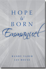 Hope Is Born - Emmanuel - A08451