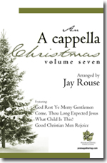 An A Cappella Christmas, Vol. 7