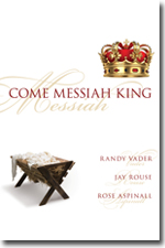 Come Messiah King - A08456